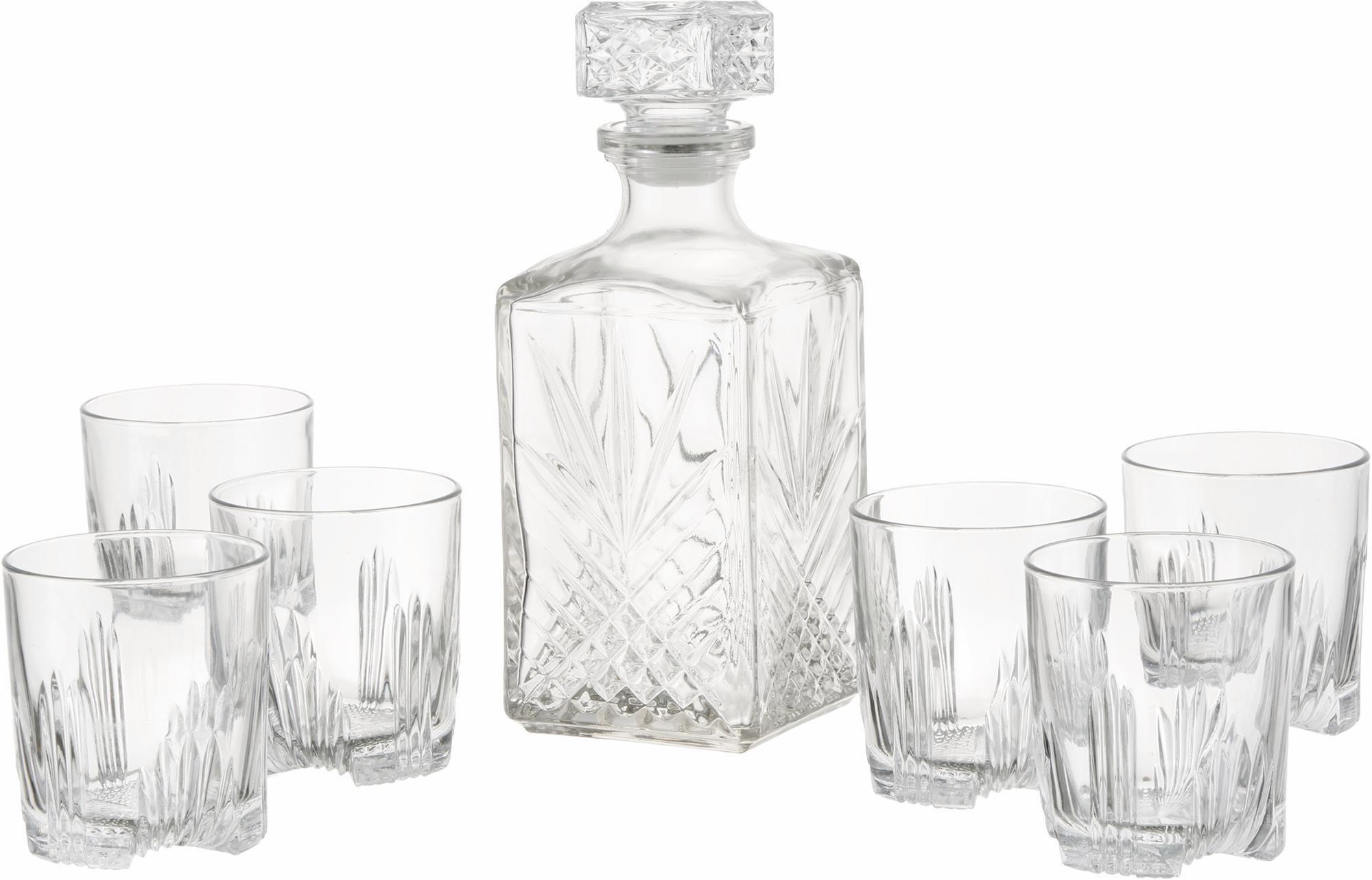 Whiskyglas »Selecta« (7 Stück), Aus hochwertigem Glas