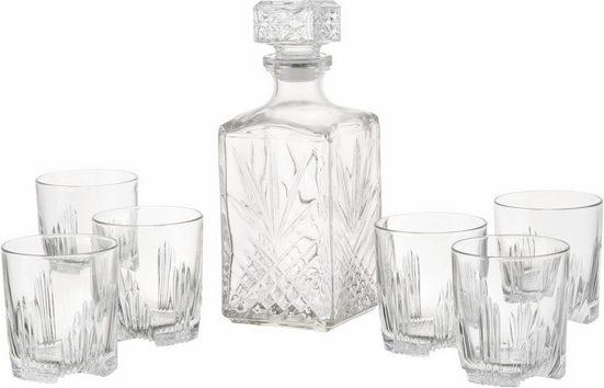 van Well Whiskyglas »Selecta« (7-tlg), aus hochwertigem Glas