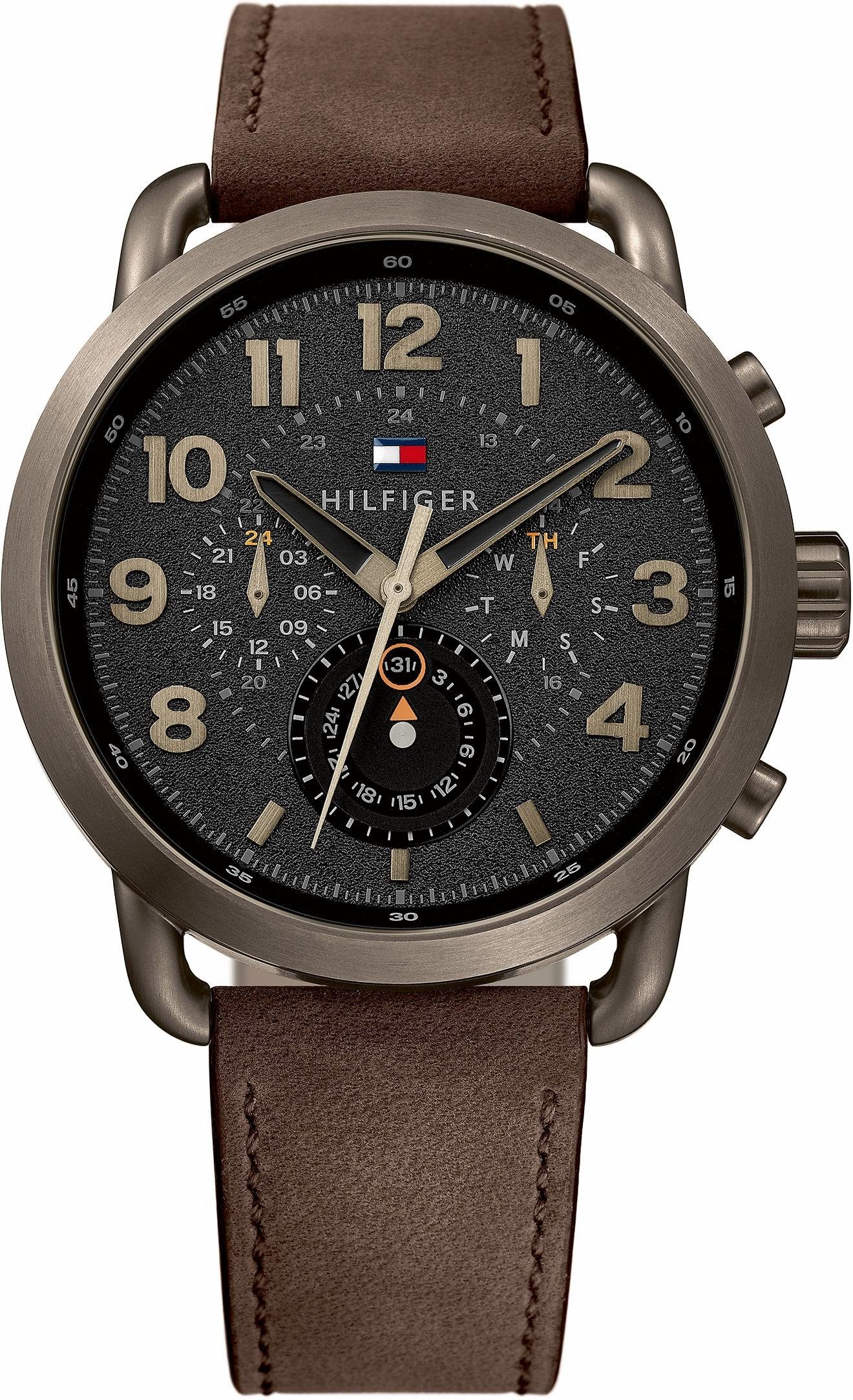 Tommy Hilfiger Multifunktionsuhr »Casual Sport, 1791425«