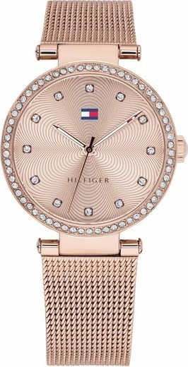 TOMMY HILFIGER Quarzuhr »Sophisticated Sport, 1781865«