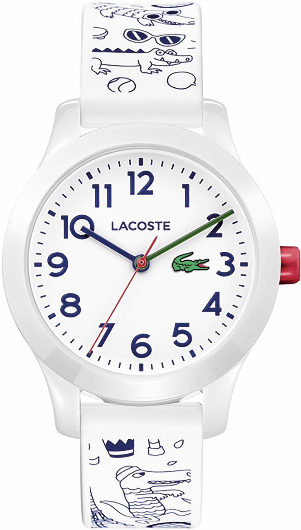 Lacoste Quarzuhr »LACOSTE.12.12 KIDS, 2030007«