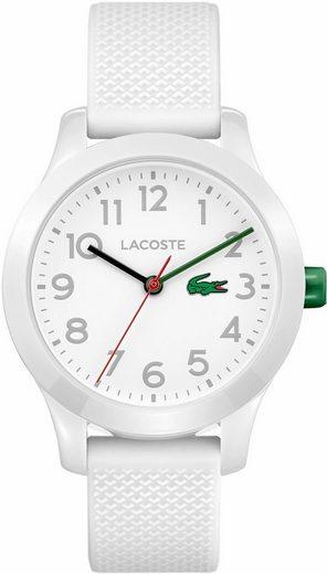 Lacoste Quarzuhr »LACOSTE.12.12 KIDS, 2030003«