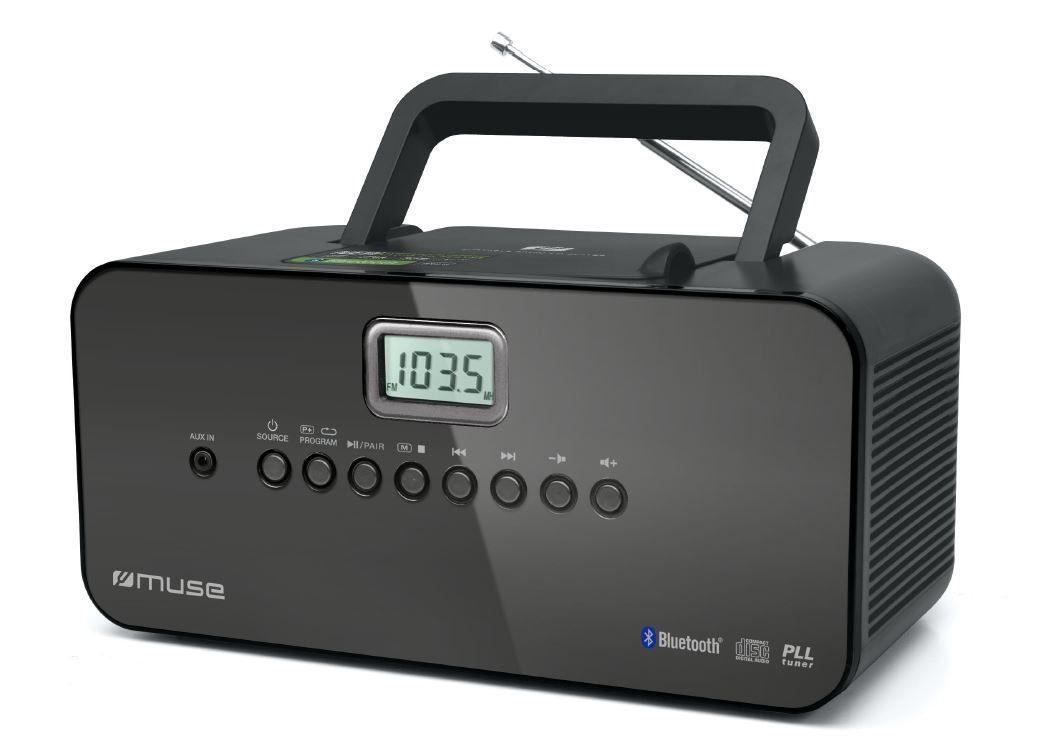 muse CD-Radio »M22BT«