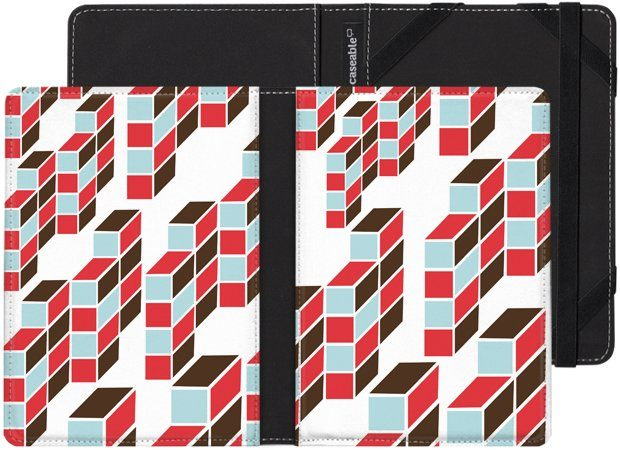 caseable Design Hülle / Case / Cover für Kobo eReader Touch