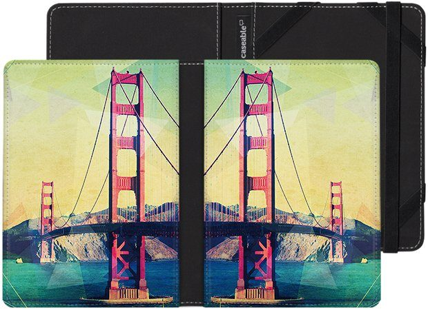 caseable Design Hülle / Case / Cover für Amazon Kindle Touch