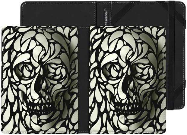 caseable Design Hülle / Case / Cover für Amazon Kindle (7. Generation)