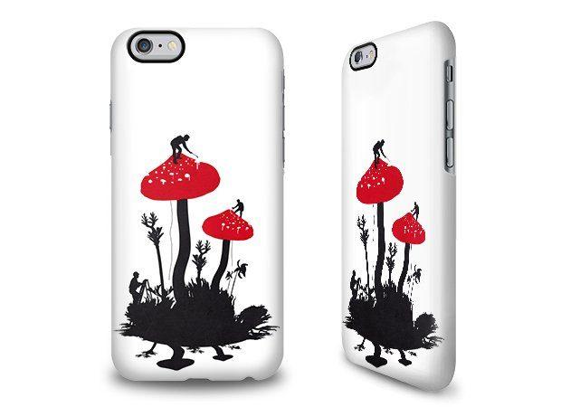 caseable Hülle / Case / Cover für iPhone 6 mit Designer Motiv