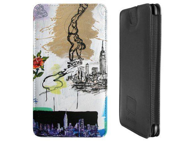 caseable Design Smartphone Tasche / Pouch für Nokia Lumia 630 - broschei
