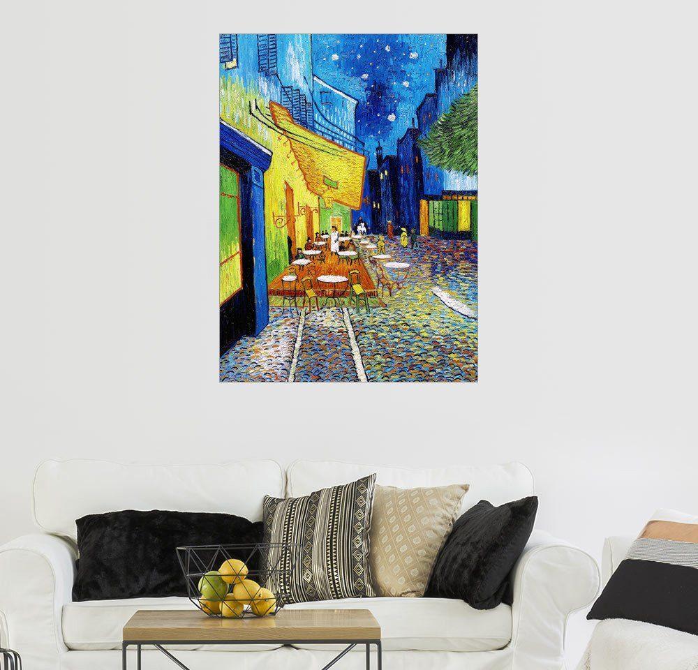 Home affaire Leinwandbild »Van Gogh, Cafe Terrassen« kaufen | BAUR