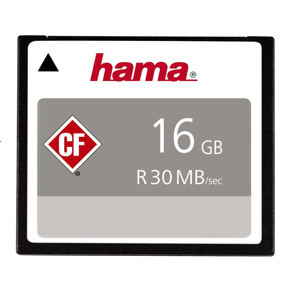 Hama, CompactFlash Card, »CompactFlash 16GB 30 MB/s«