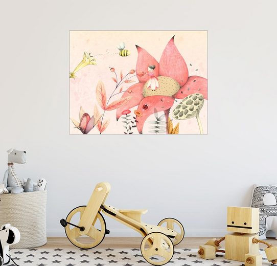 Posterlounge Wandbild - Judith Loske »Däumelinchen I«