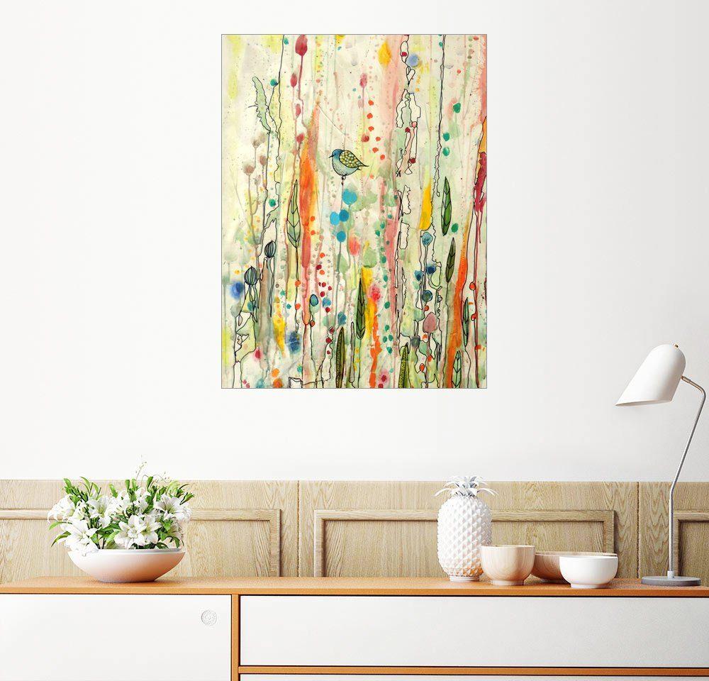 Posterlounge Wandbild - Sylvie Demers »liberte«