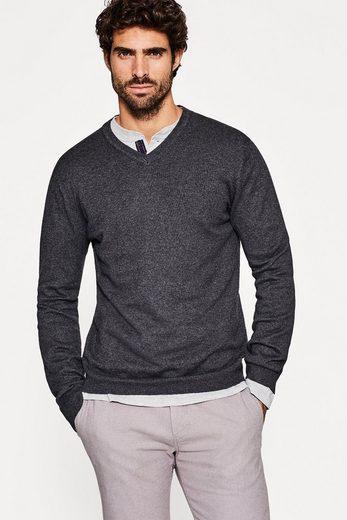 ESPRIT Zeitloser Pullover mit Kaschmir-Anteil