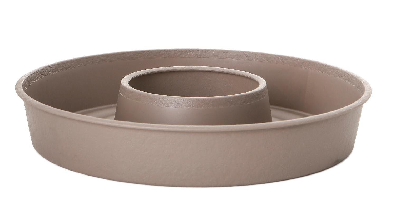 """Beton-Gießform """"Rodino"""" 36 cm Durchmesser"""