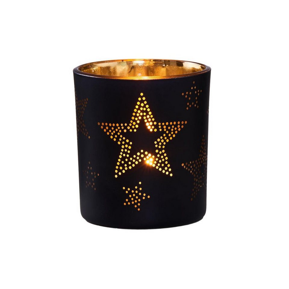 Butlers delight teelichthalter sterne h he 8 cm otto - Butlers weihnachten ...