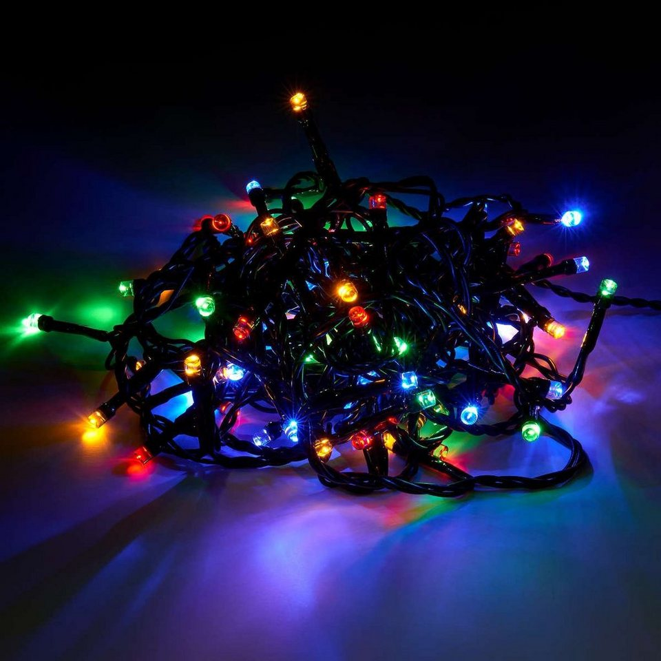Butlers bright night led lichterkette 80 lichter otto for Butlers weihnachten