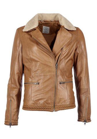Куртка кожаная »16-18«