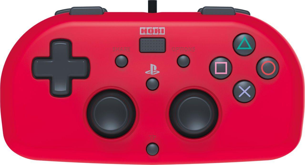 Hori Playstation 4 - Zubehör »Horipad Mini rot«