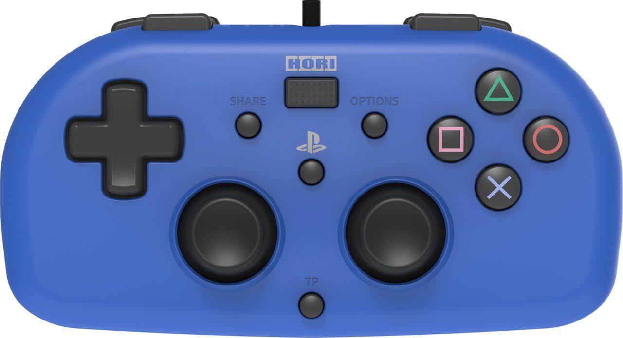 Hori Playstation 4 - Zubehör »Horipad Mini blau«