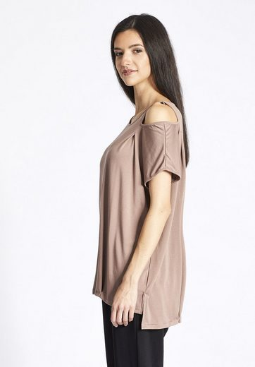 khujo Oversize-Shirt DENT