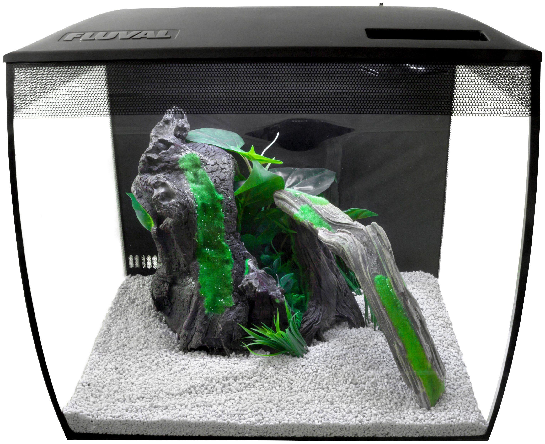 FLUVAL Aquarium »FL Flex 57 L«, BxTxH: 42x39,5x38 cm, 57 l