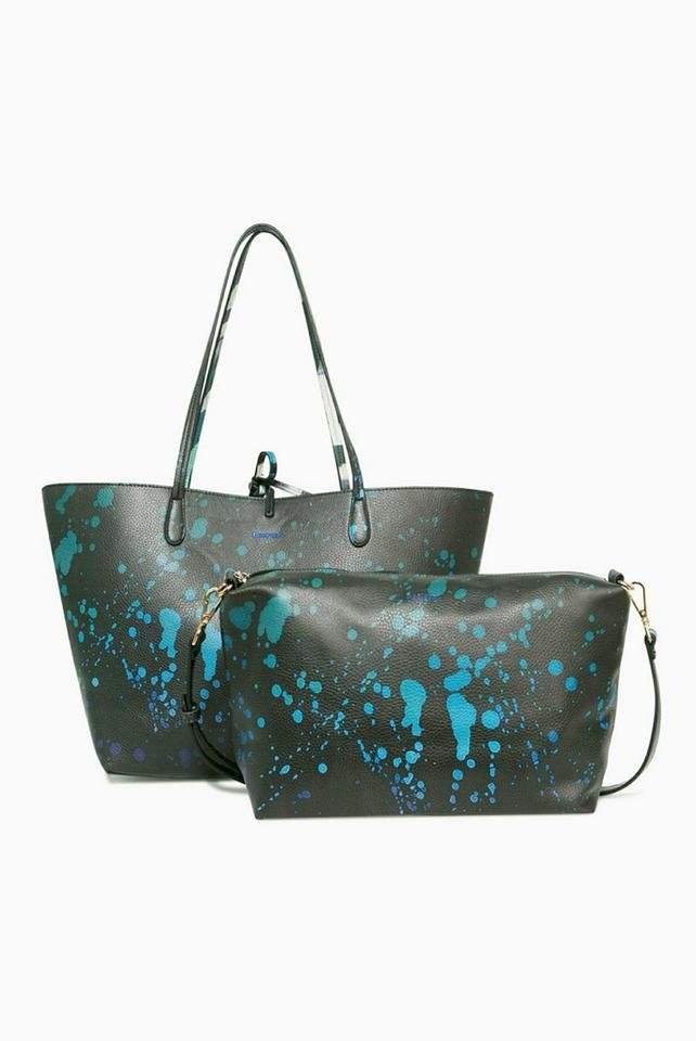 Desigual Shopper »CAPRI SPLIT«, Wendeshopper 2in1 Funktion