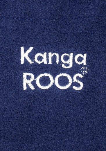 Kangaroos Große Fleecejacke Größen Kangaroos Fleecejacke PPYwg1