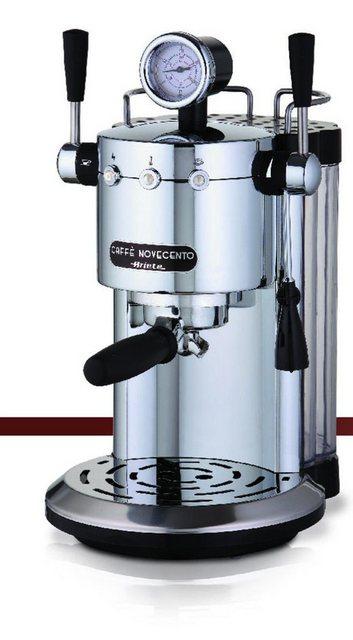 Ariete Siebträgermaschine Espressomaschine Cafè Novecento   Küche und Esszimmer > Kaffee und Tee > Espressomaschinen   Ariete
