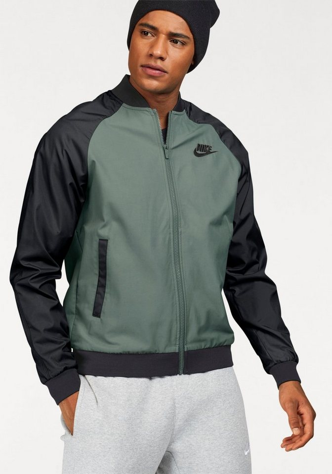 nike sportswear bomberjacke nsw jacket kaufen otto. Black Bedroom Furniture Sets. Home Design Ideas