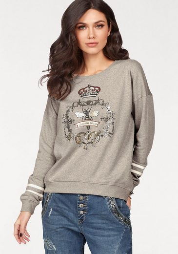 Cream Sweatshirt GYTA
