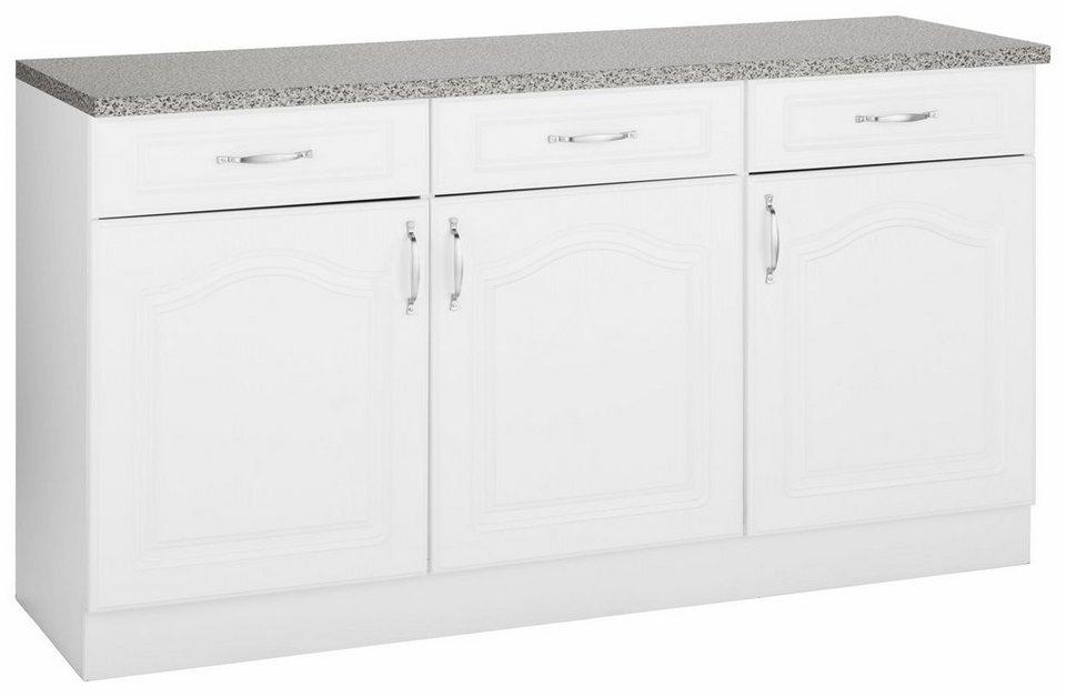 Wiho Küchen Unterschrank »Linz«, Breite 150 cm | OTTO