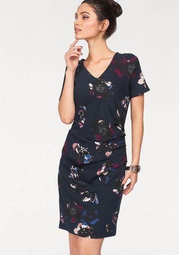KAFFE Jerseykleid EVA, mit Allover-Print