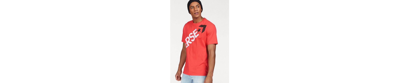 Converse T-Shirt CONVERSE CROSS BODY TEE