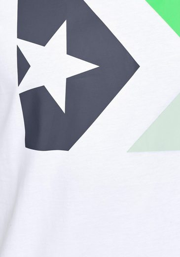 Converse T-Shirt CONVERSE STAR CHEVRON TRI COLOR TEE