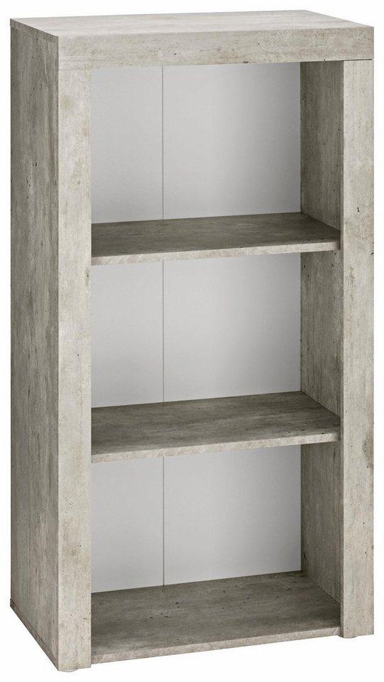 borchardt m bel regal wim 115 cm online kaufen otto. Black Bedroom Furniture Sets. Home Design Ideas