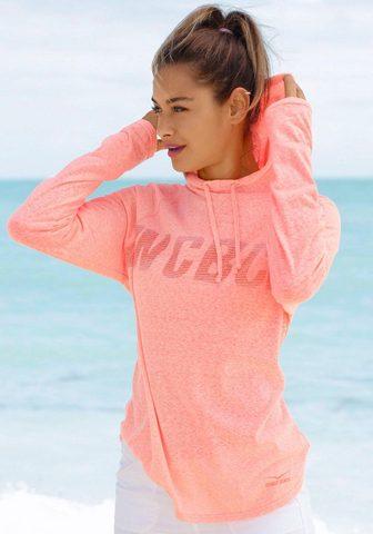 VENICE BEACH Marškinėliai su gobtuvu