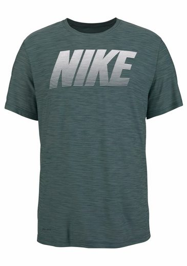 Nike Funktionsshirt BREATHE TOP SHORTSLEEVE DRY GFX