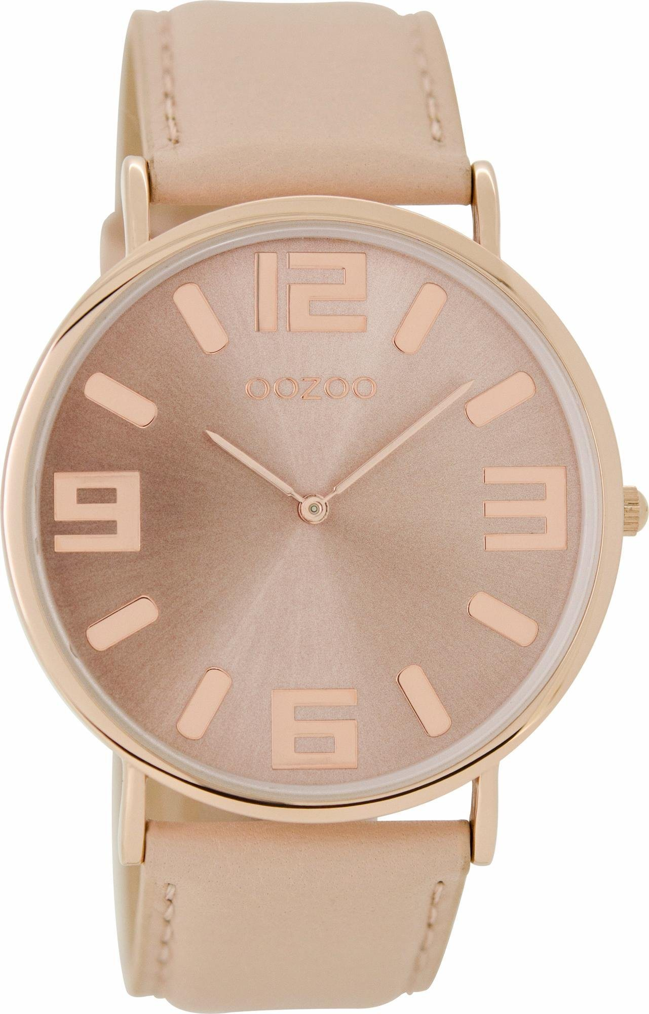 OOZOO Quarzuhr »C8846«   Uhren > Quarzuhren   Rosa   OOZOO