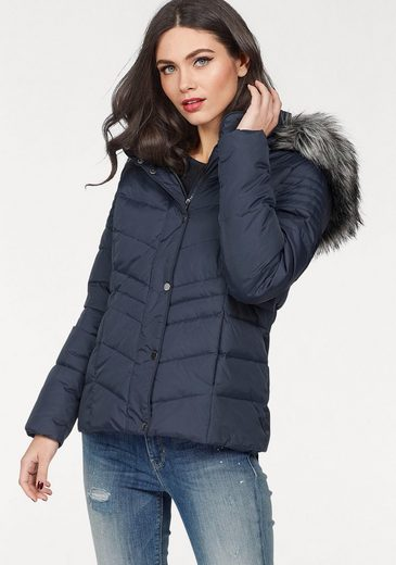 Only Down Jacket Rachel, With Detachable Hood