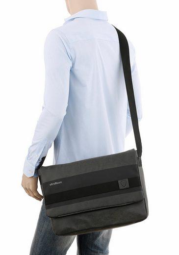 Strellson Umhängetasche, crossbody mit Laptopfach