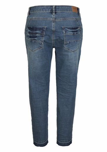 Cream Boyfriend-Jeans BAILEY, mit Pailletten