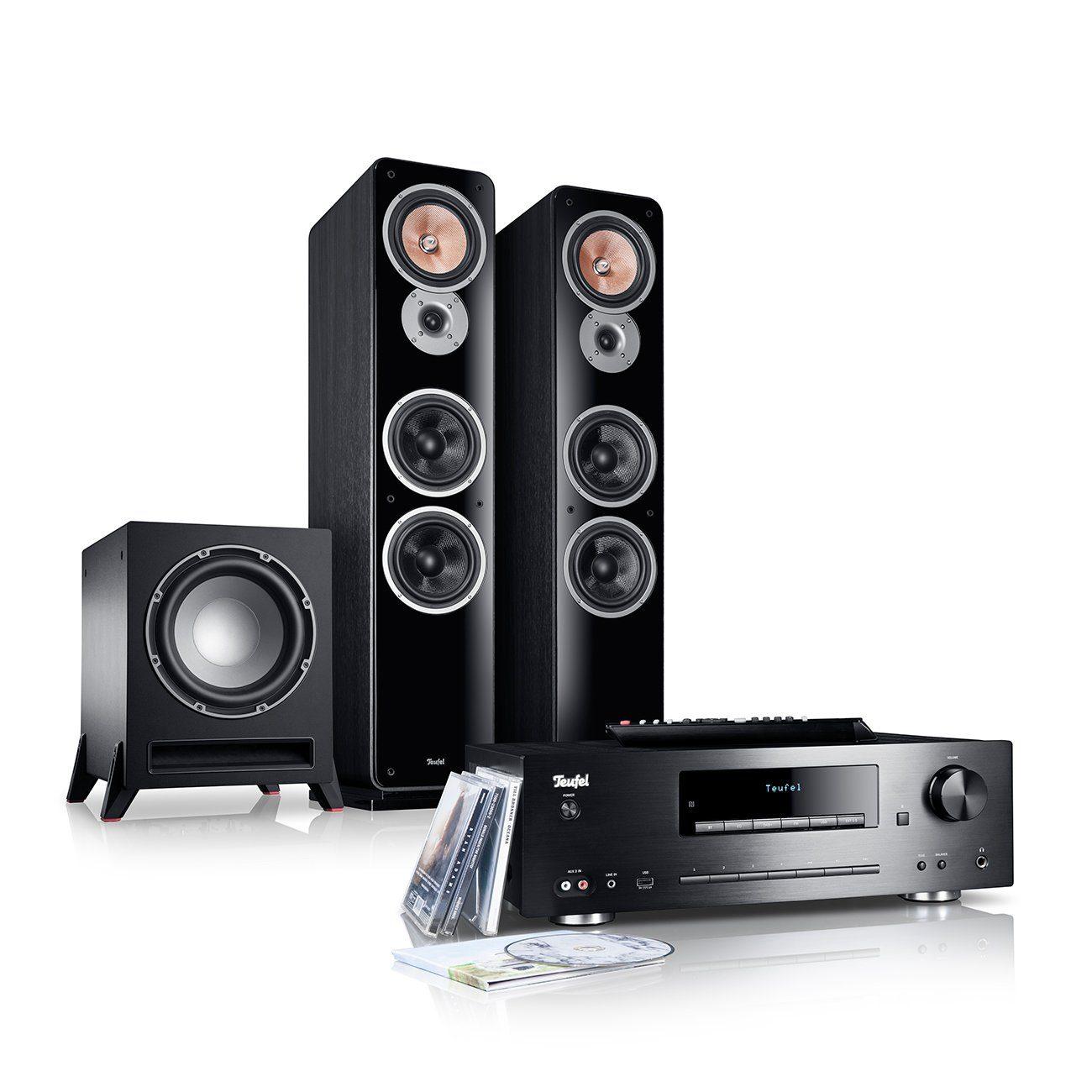 Teufel Stereo Lautsprecher »Kombo 62 Power Edition (2017)«