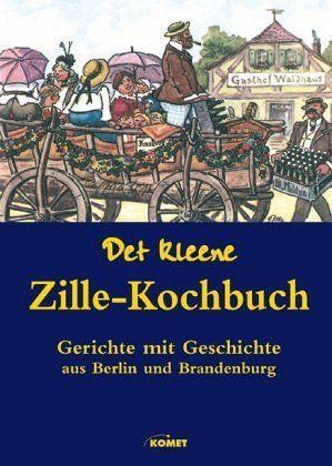Gebundenes Buch »Det kleene Zille-Kochbuch«