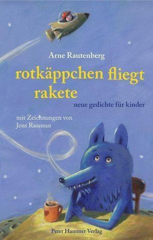 Gebundenes Buch »Rotkäppchen fliegt Rakete«