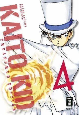 Broschiertes Buch »Kaito Kid Treasured Edition / Kaito Kid...«