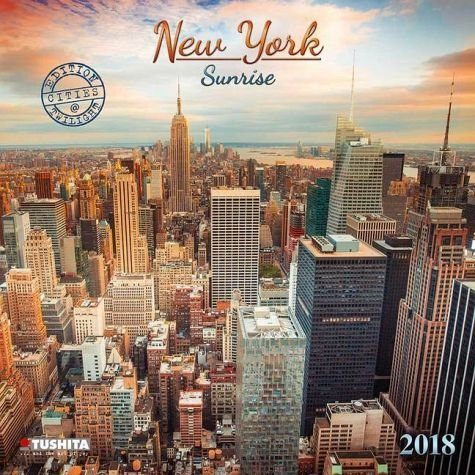 Kalender »New York Sunrise 2018«