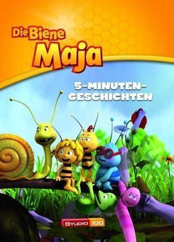 Gebundenes Buch »Die Biene Maja - 5-Minuten-Geschichten«