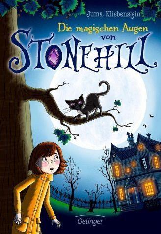Gebundenes Buch »Die magischen Augen von Stonehill«