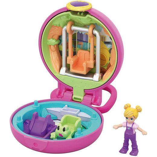 Mattel® Polly Pocket Mini-Schatulle Polly Playground