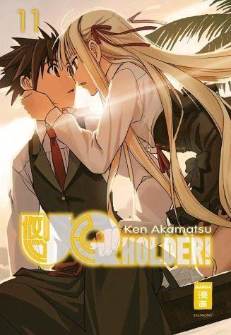 Broschiertes Buch »UQ Holder! / UQ Holder! Bd.11«